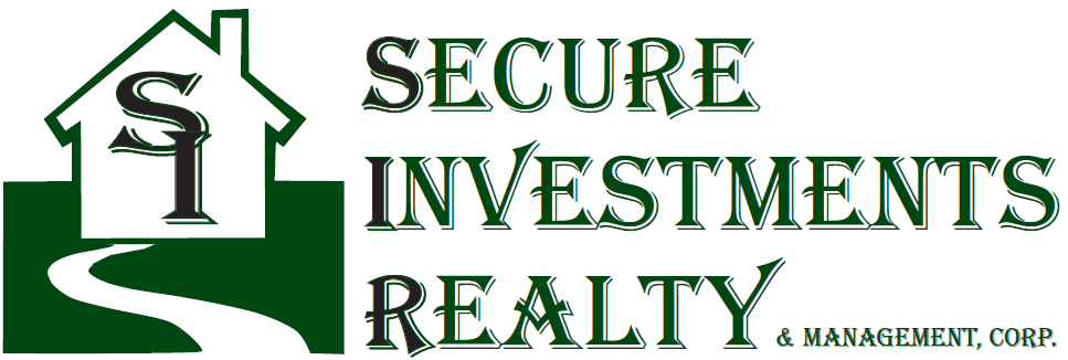 Words from our Broker – Secure Investments Realty and Management